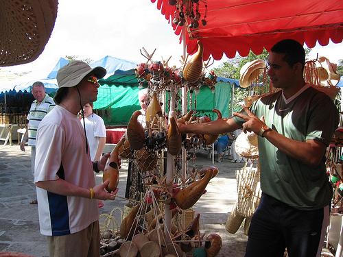 Boutiques d'artisanat à Varadero