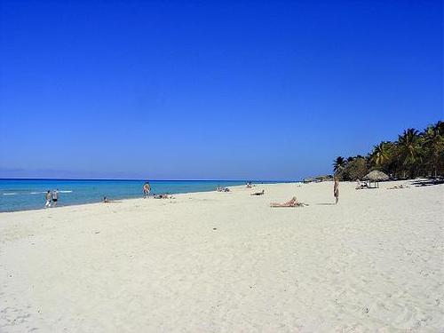 Les belles plages de Varadero