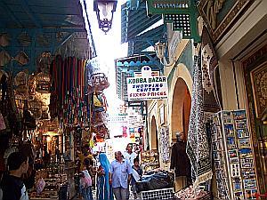 Les marchés de Sousse : shopping non stop