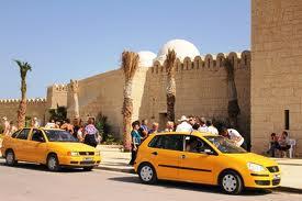 Prendre le taxi à Sousse