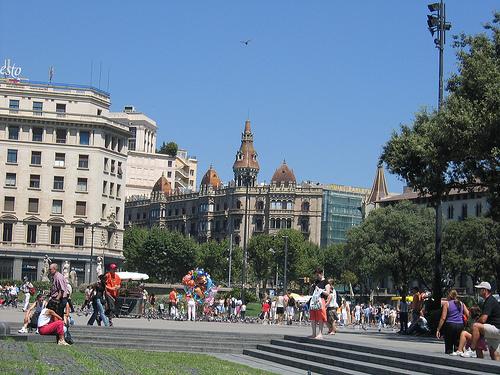 Voyage à Barcelone : hôtels et hébergements pas cher