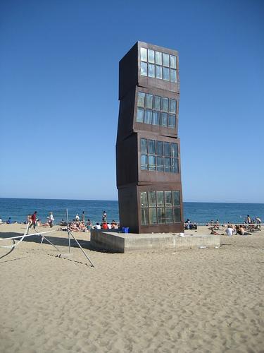 Les plages de Barcelone