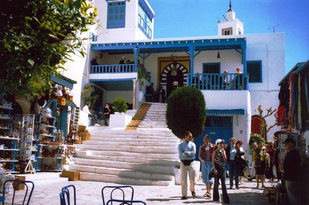 Comment organiser un séjour à Sidi Bou Said ?