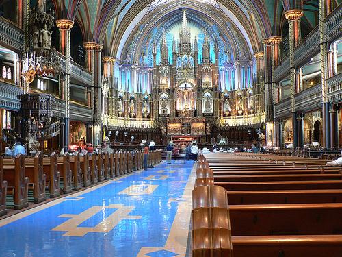 Activités au Vieux Montréal