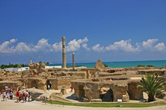 La cité de Carthage