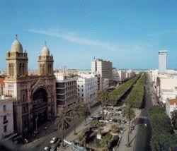 Voyage pas cher à Tunis