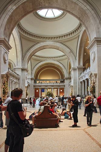 Visiter le Metropolitan Museum à New York