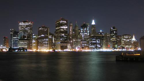 Géographie de New York