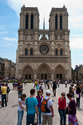 Visiter la cathédrale Notre Dame de Paris