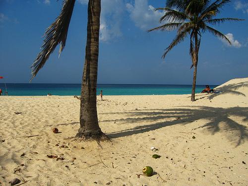 Les plages de La Havane