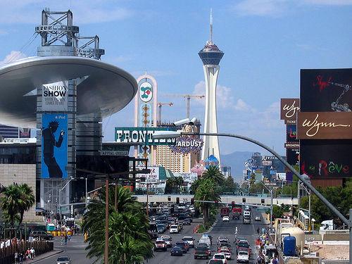 Économiser tout en explorant Las Vegas