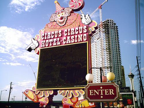 Hôtels pas chers sur le Strip Las Vegas