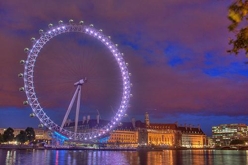 Cinq bonnes raisons pour visiter Londres
