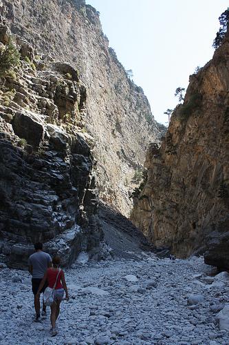 Les gorges de Samaria : une randonnée inconturnable en Crête