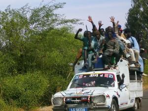 senegal transport 300x225 Comment se déplacer au Sénégal ?