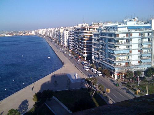 Visiter Thessalonique en Grèce