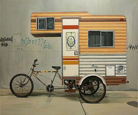 Le plus beau camping car du monde !