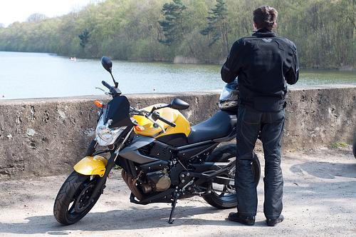 La Corse du Sud en moto