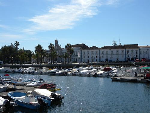 En vacance au Portugal, visitez Faro