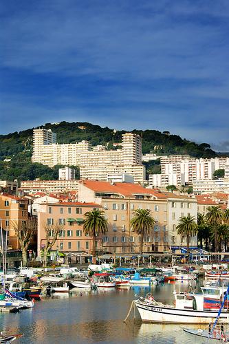 Vacances en Corse, séjour à Ajaccio