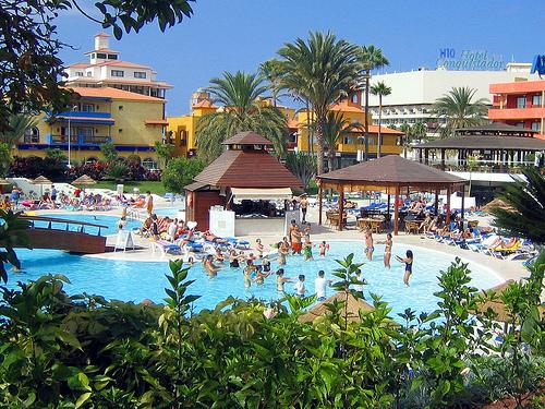 Vacance à Tenerife Canaries