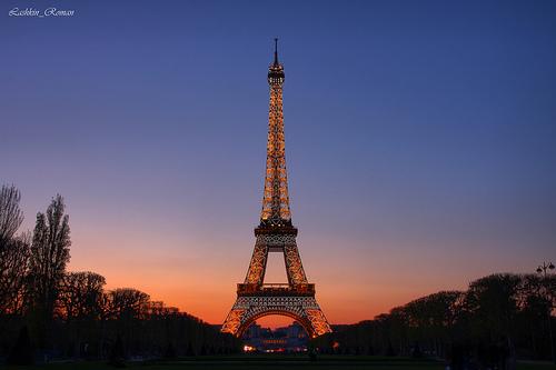 Billetterie Tour Eiffel