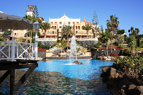 Les plus beaux hôtels de Tenerife