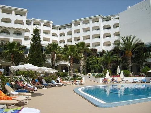 Cap sur les meilleurs hôtels à Hammamet, Tunisie