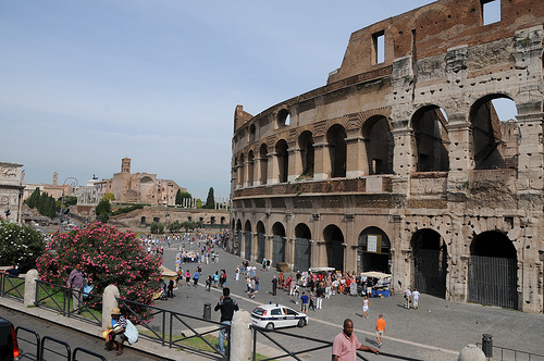 visiter rome en trois jours