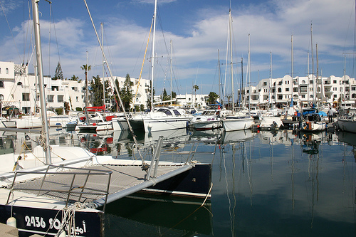 Port el Kantaoui Sousse