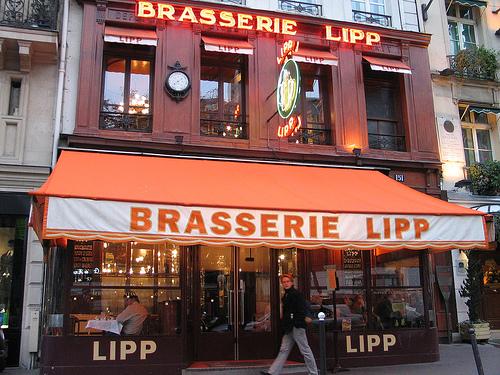 Les meilleures brasseries à Paris