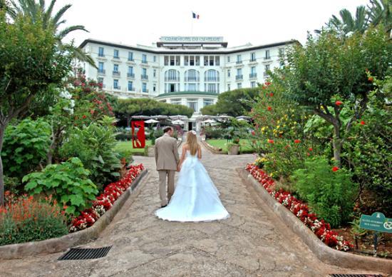Les dix hôtels les plus romantiques d'Europe