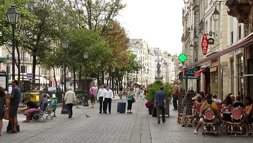Les plus beaux quartiers de Paris