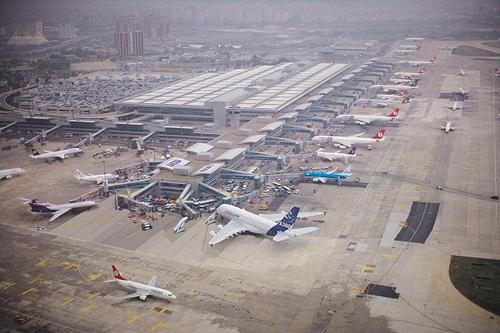 Aéroport Atatürk Istanbul