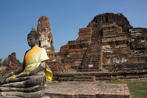 5 temples à visiter absolument en Thaïlande