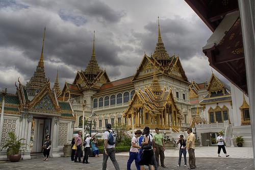 Découverte de Bangkok en deux jours