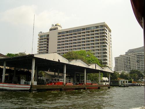 oriental hotel bangkok thailande