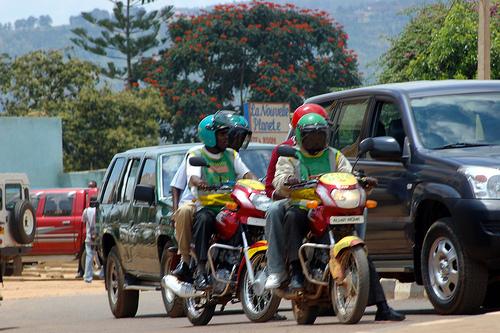 moto-taxi Bangkok