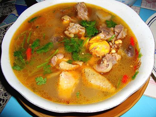recette de cuisine thaïlandaise