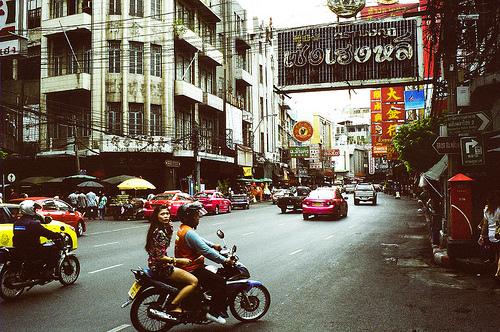 bangkok quartier