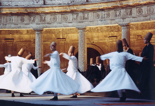 Assister à un spectacle de derviches tourneurs à Istanbul