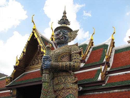 temples thaolande