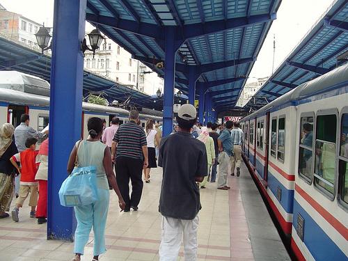 Istanbul : se rendre de l'aéroport au centre ville