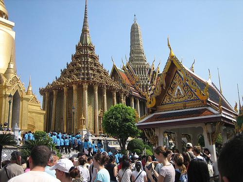 Bangkok : visiter le Grand Palais et le Wat Phra Kaew