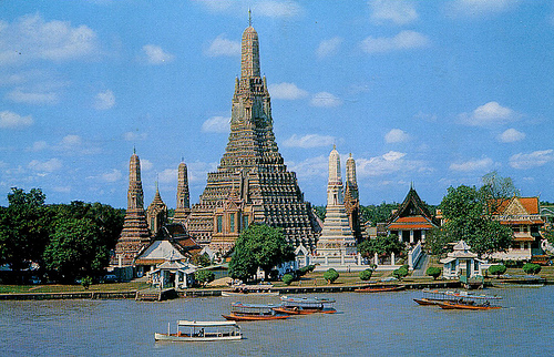 Bangkok : une capitale qui touche les cinq sens