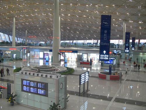 L'aéroport international de Pékin-Capitale
