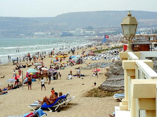 Quand partir à Agadir : climat et températures
