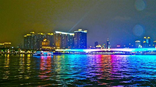 Les hôtels pas chers à Canton Chine