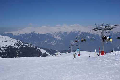 plus grand domaine skiable au monde
