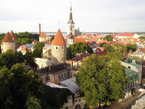 À la découverte de Tallinn, capitale d'Estonie